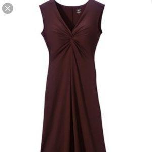 Patagonia Bandha Twist Front Dress XL NWT
